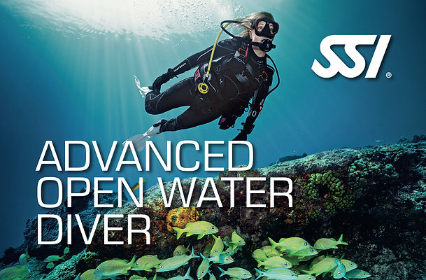 Advanced Open Water Diver Bundle