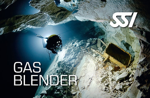 Gas Blender Nitrox/Trimix