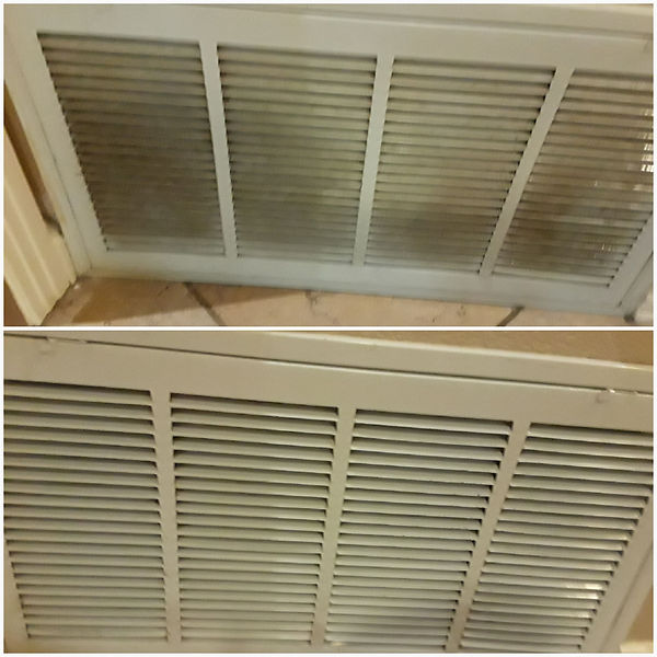 HVAC Intake Cleaning | Cleaner Than Clean Lbk