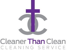 Cleaner than Clean logo