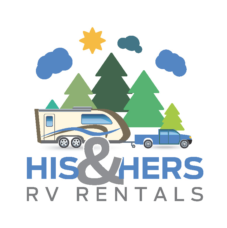 Chris Cotton His & Hers RV Logo