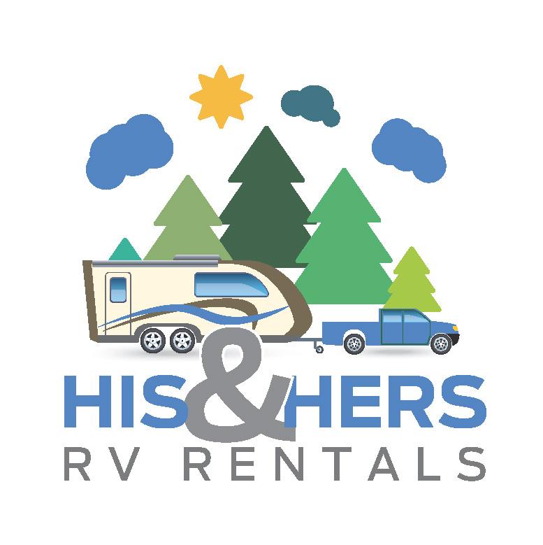 Chris Cotton His & Hers RV Logo