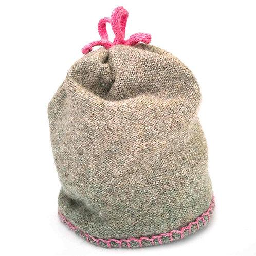 Blanket Stitch Hat