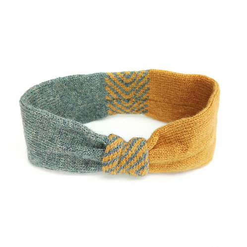 EarCosy with zigzag detail