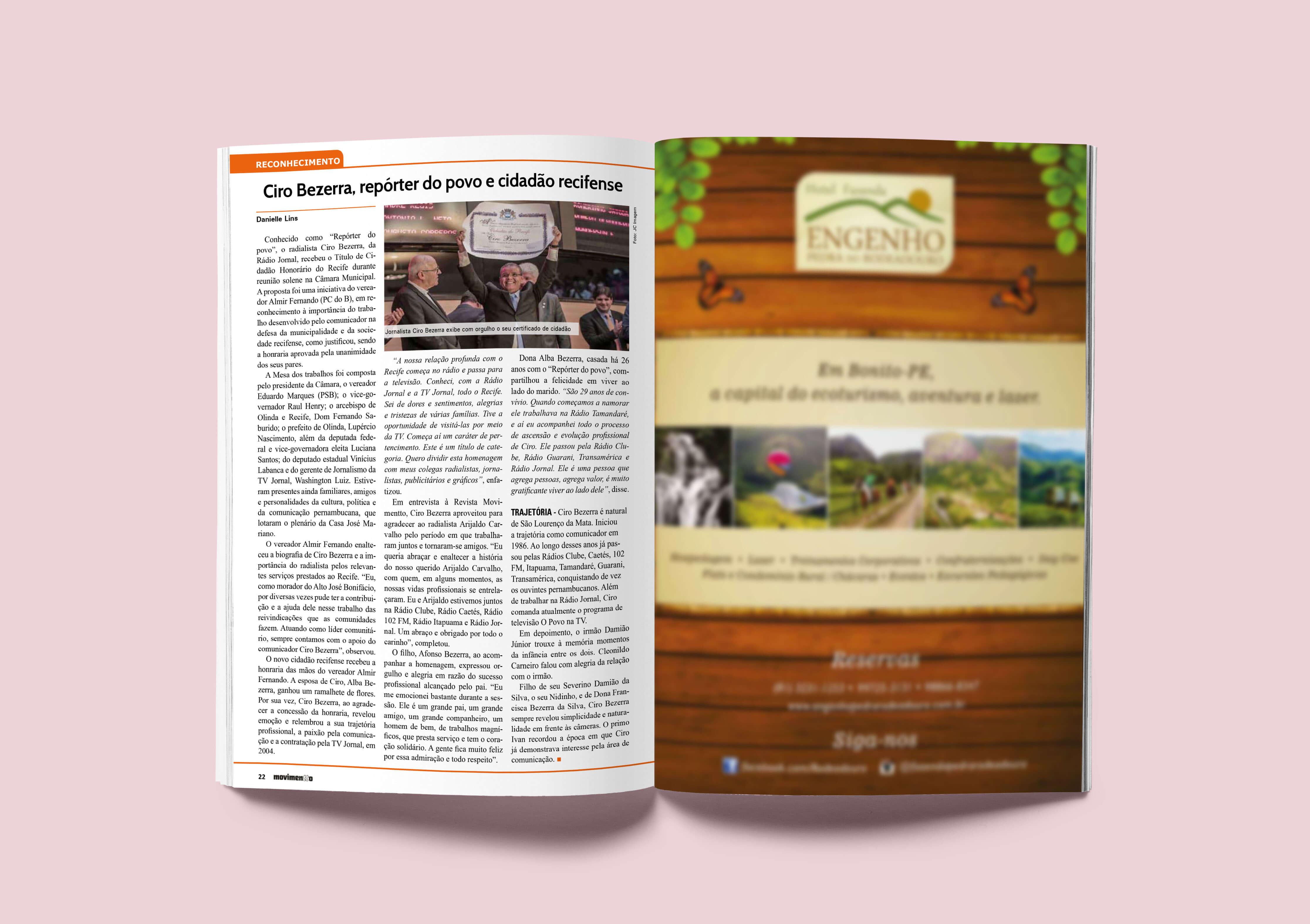 Revista Movimentto - Edição nº 102