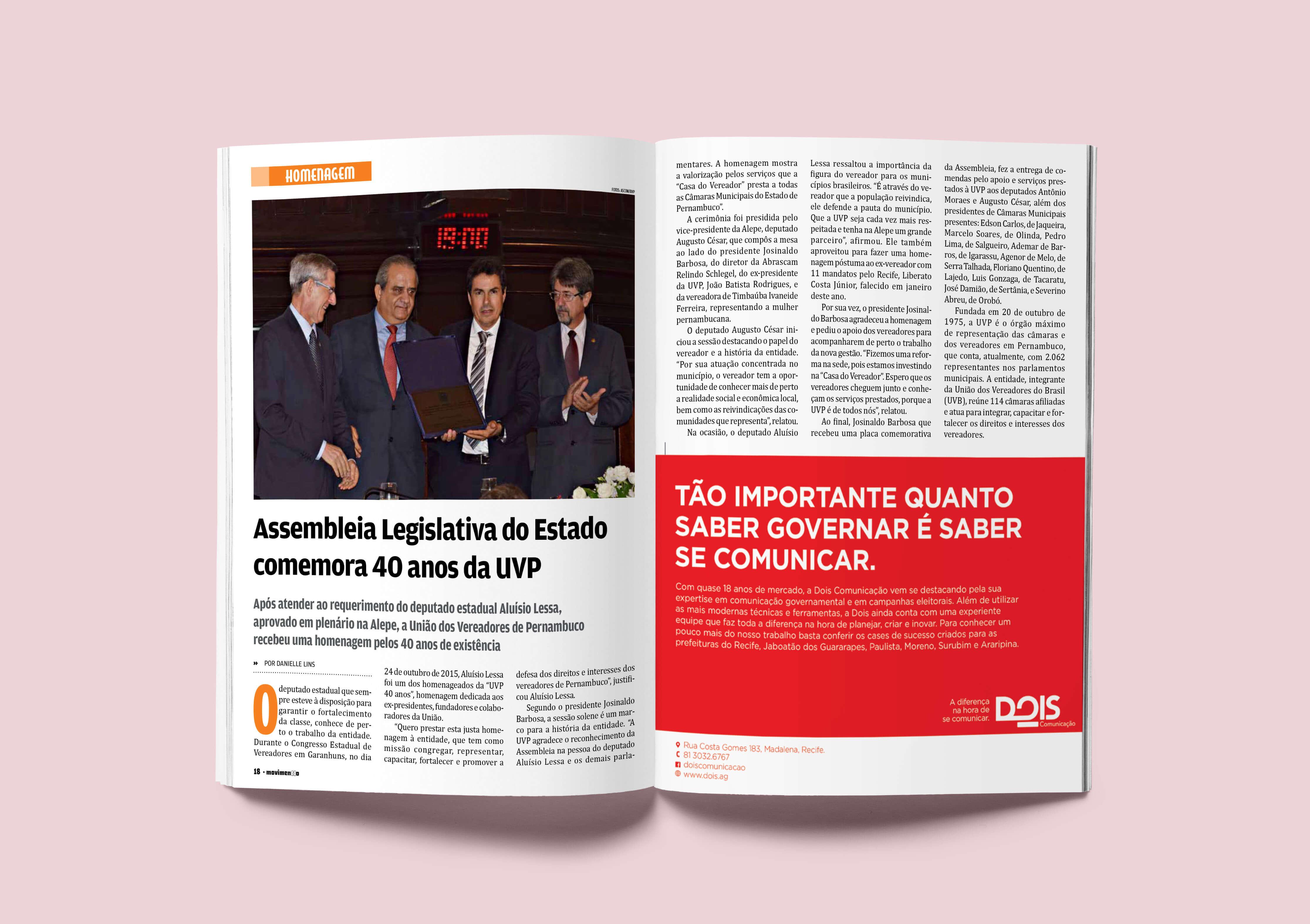 Revista Movimentto - Edição nº 68