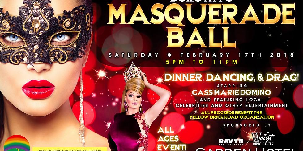 Dorothy's Masquerade Ball
