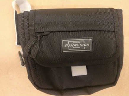 Panavision Loaders Pouch Small Polyester
