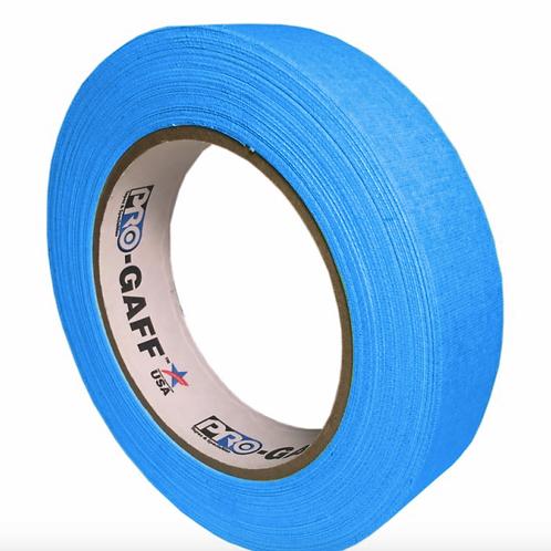 ProGaff Neon Tape blue 24mm x 22,86m