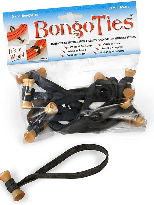 Bongo Ties Multi-Purpose Elastic Ties