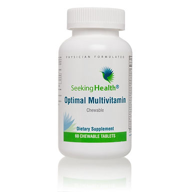 Optimal Multivitamin Chewable- Rágótabletta 60 szem