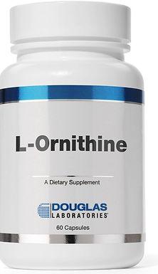 L-ornitin 500mg - 60 kapszula