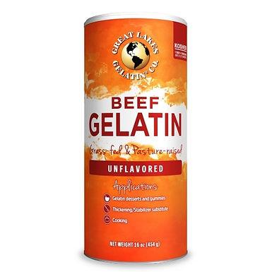 Gelatine (grass-fed)