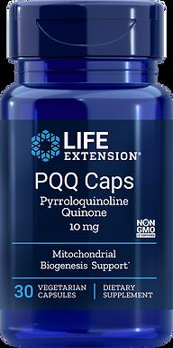 PQQ Caps (Pyrroloquinoline Quinone) 10mg - 30 Capsules