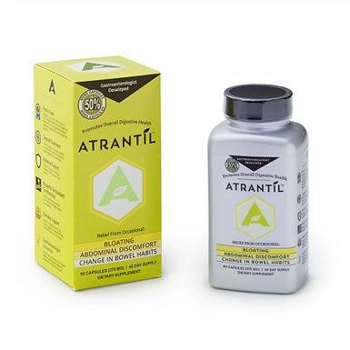 Atrantil-Bakteriális túlnövekedés SIBO