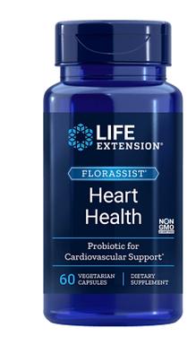FLORASSIST® probiotikum a szív egészségéért
