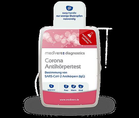 Coronavírus IGG ellenanyag teszt