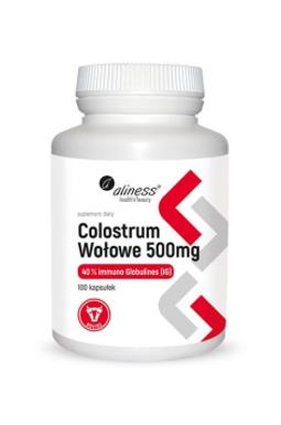 Colostrum 500mg-100 Kapszula