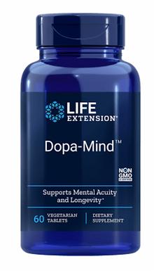 Dopa-Mind - agyserkentő