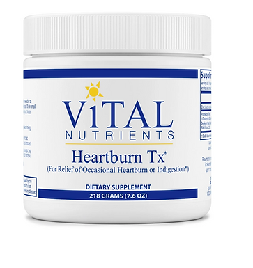 Heartburn Tx (gyomorégés ellen) - 218 g