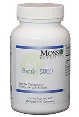 """Biotin 5000 """"Hajvitamin"""""""