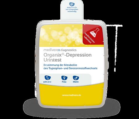 Organix®-Depression Urintest+15 perc ingyenes konzultációval