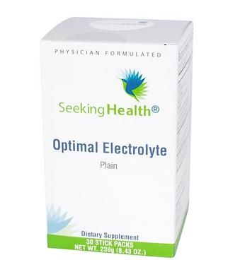 Optimal Electrolyte (Seltzer) - 30 Stick Packs