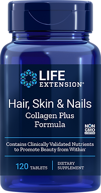 Haj-Bőr-Köröm kollagén plus formula