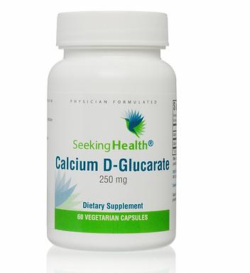 Kalcium-D-glükarát 250 mg - 60 kapszula