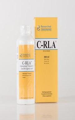 C-RLA Liposzómás C vitamin