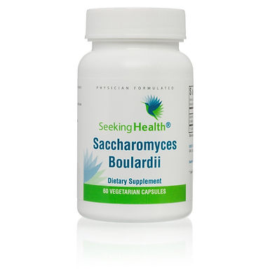 Saccharomyces Boulardii - 60 Kapszula