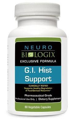 G.I. Hist Support- Hisztamin támogatás