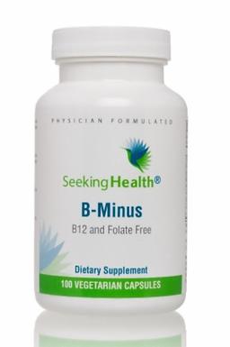 B-Minus - B komplex (B12 és folát nélkül)