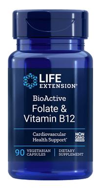 BioActive Folate & Vitamin B12