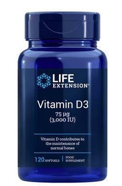 Vitamin D3- 3000IU