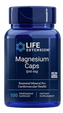 Magnézium kapszula 500mg