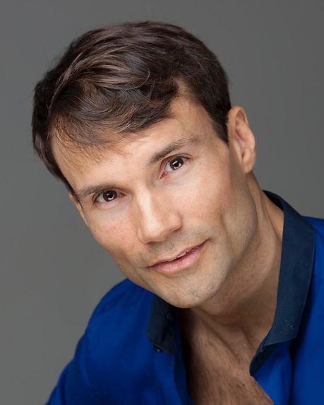 Stephan Choiniere Headshot by Diane Bidermann
