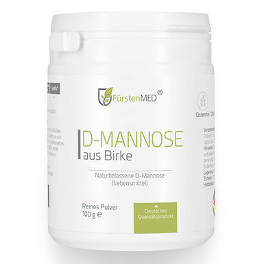 FürstenMED D-Mannose 100g