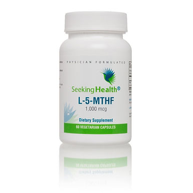 L-5-MTHF 1000mcg - Methylfolate