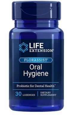 FLORASSIST® -szájüregi probiotikum