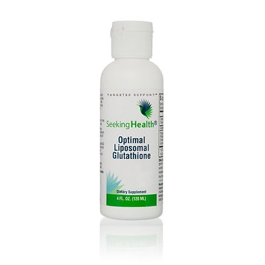 Optimal Liposomal Glutathione-120ml