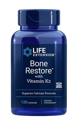 Csont-helyreállítás K2-vitaminnal