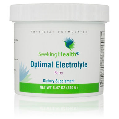 Optimal Electrolyte (Berry Flavour) - 237g