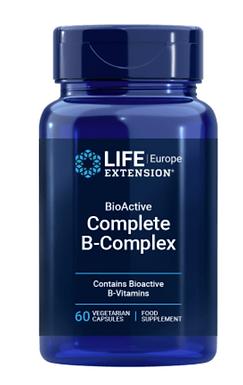 BioActive Complete B-Complex Multipurpose Vitamin B for Full-Body
