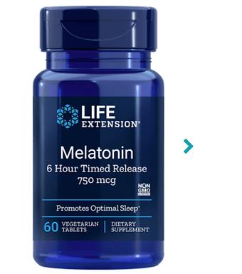 Melatonin - 6 órás