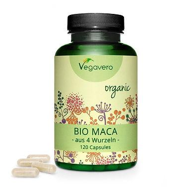 Maca (4-Root) Organic 120C