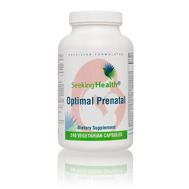 Optimal Prenatal Multivitamin - 240 Kapszula