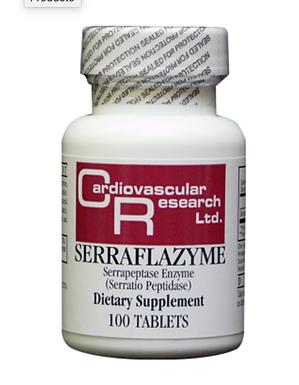 Serraflazyme (Szerrapeptáz) 10 000 NE - 100 tabletta