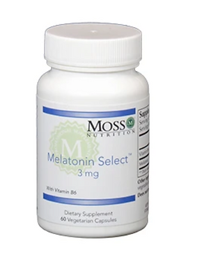 Melatonin Select 3mg - 60 kapszula