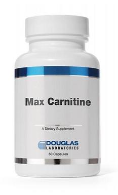 Max-karnitin 500mg - 60 kapszula